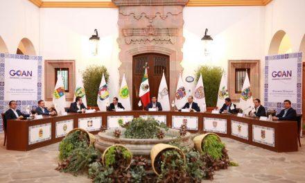Emergencia sanitaria y reactivación económica, urgencias de gobernadores del PAN