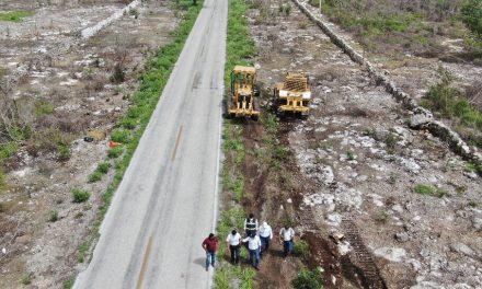 Conectividad y turismo: modernización de carretera Hunucmá-Sisal