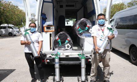 Repunte viral: 8 muertos y 68 nuevos contagiados en Yucatán