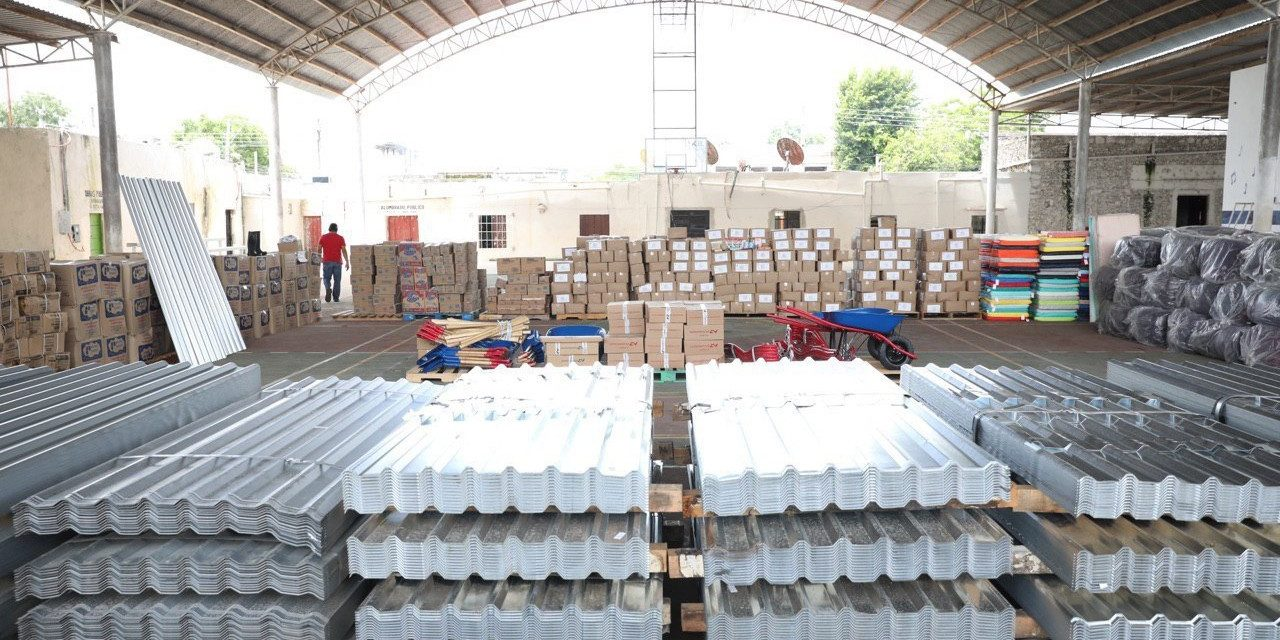 Apoyos emergentes de Fonden a familias afectadas por lluvias e inundaciones