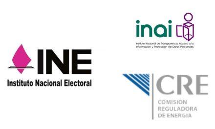 """Preparan otra """"purga"""" en burocracia: INE, INAI, CRE y """"cientos"""" de organismos"""