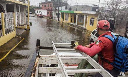 """La tormenta """"Cristóbal"""" dejó más de 700 viviendas inundadas en Tabasco"""