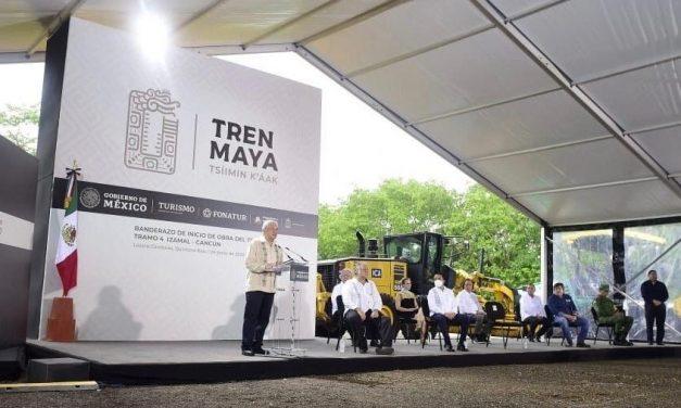 Agrupaciones civiles y ciudadanos en lo individual se pronuncian contra Tren Maya