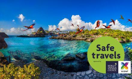 El mayor parque temático del Caribe Mexicano, con Sello de Viaje Seguro