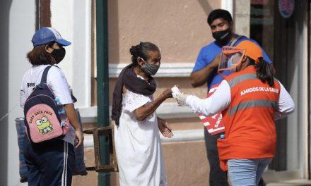 Viernes de 32 muertos y 119 nuevos contagiados en Yucatán