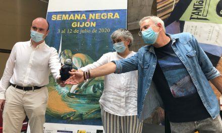 Inicia XXX edición de la Semana Negra de Gijón siendo más mundana que nunca
