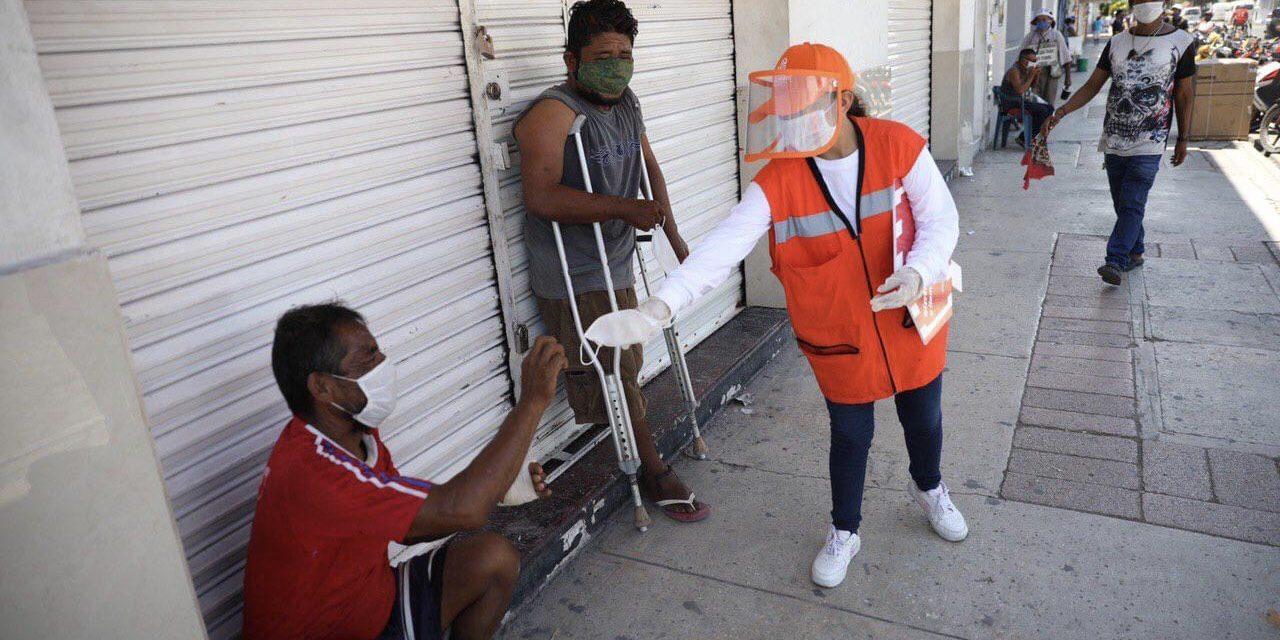 Otro viernes de repunte: 35 muertos y 260 nuevos contagiados en Yucatán