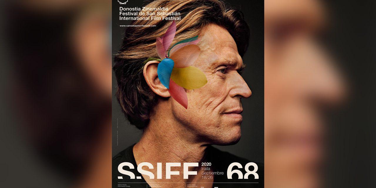 Protagoniza Willem Dafoe imagen de cartel del 68 Festival de San Sebastián