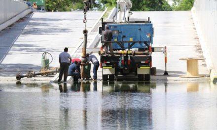 En agosto reabriría paso a desnivel de Prolongación Montejo