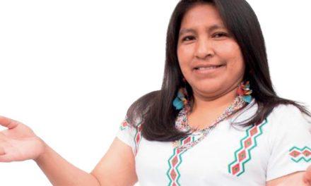 María Clemencia Herrera Nemerayema, Premio Bartolomé de las Casas 2019