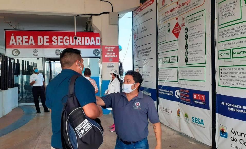 Seis muertos y 154 nuevos contagiados este viernes en Quintana Roo