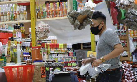 """Mercado de """"San Benito"""", en última etapa de reapertura de locales"""