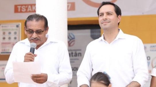 Alcalde de Samahil, Rigoberto Javier Tun Salas, muere por Covid-19