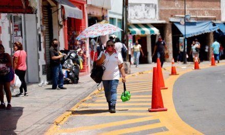 Aplica Mérida acciones de movilidad urbana en áreas de comercio esencial