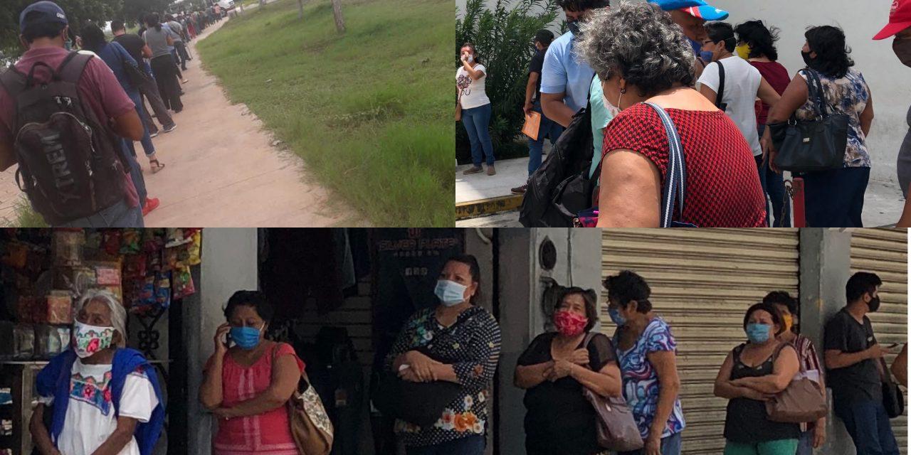 """Urgen soluciones en transporte público ante """"nueva normalidad"""""""