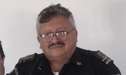 Internado en IMSS, comandante Federico Cuesy Adrián pierde a su esposa
