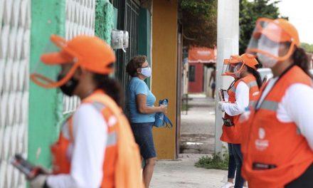 Más presión al semáforo naranja: 34 muertos y 240 contagiados en Yucatán
