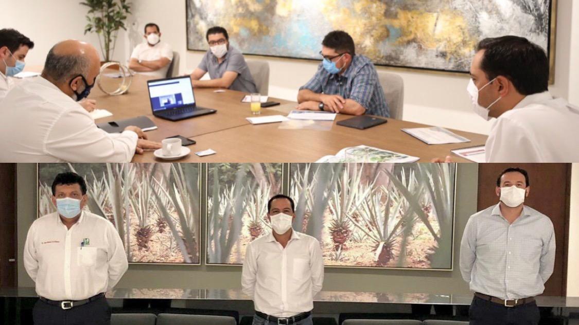 Con dedo en el renglón: Yucatán demanda criterios realistas de Fonden