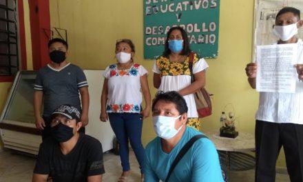 'No nos vamos a mover de Chichén Itzá', advertencia al INAH
