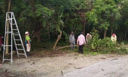 Empleo Temporal a más de 3 mil personas que laboran en paradores turísticos de Yucatán