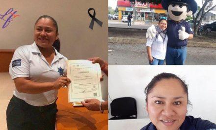 Mueren en Puerto Morelos, Quintana Roo, mujer policía y su bebé en gestación