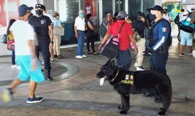 Cancún con 16 de 21 muertos en Quintana Roo por virus este viernes
