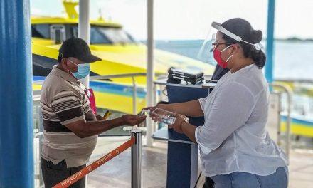Sur de Quintana Roo en rojo; lunes de 123 contagiados y 4 muertos