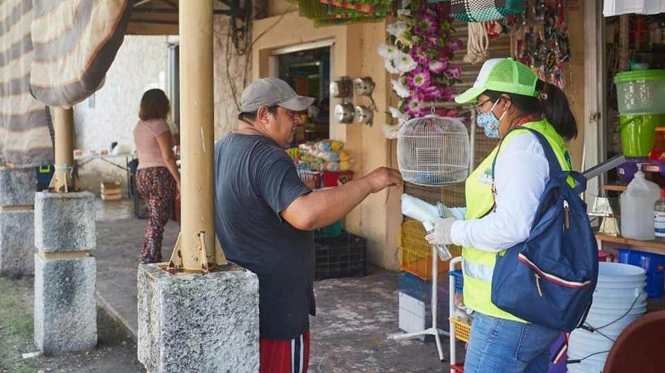 ¿En desaceleración?, 10 muertos y 104 contagiados en Quintana Roo