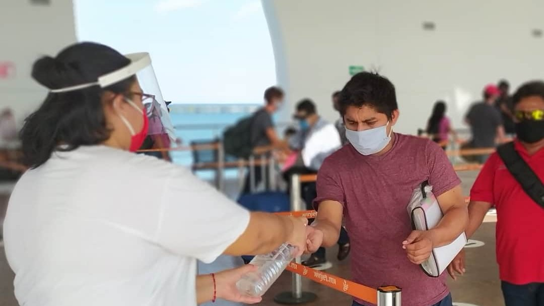 Cancún con 12 de 17 muertos en Quintana Roo; contagiados 135