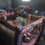 Libraron fuego bebés y mujer embarazada, en departamento incendiado