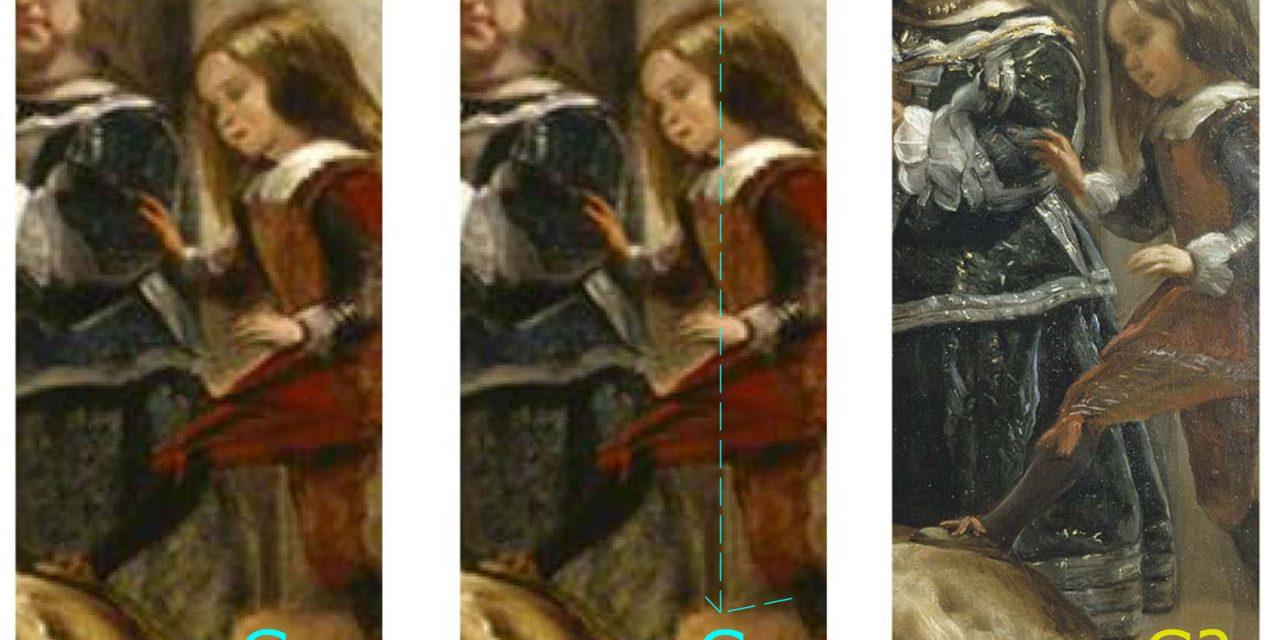 """Demuestran que Velázquez habría utilizado una cámara oscura para pintar """"Las Meninas"""""""