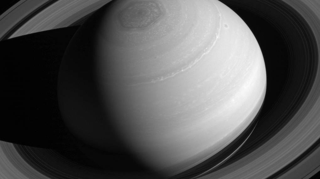 Júpiter y Saturno desde Yucatán como una luna llena esta noche