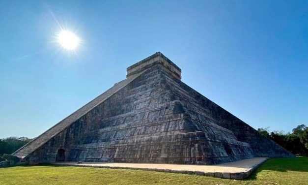 ¿Hora de desechar 2020?: el sábado, el Sol cenital prende fuego nuevo en Yucatán