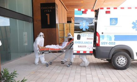 Liberan camas y refuerzan atención contra virus en Yucatán; mueren 16