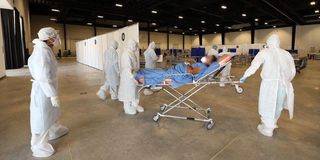 Devastador: 35 muertos más y 165 nuevos contagiados en Yucatán