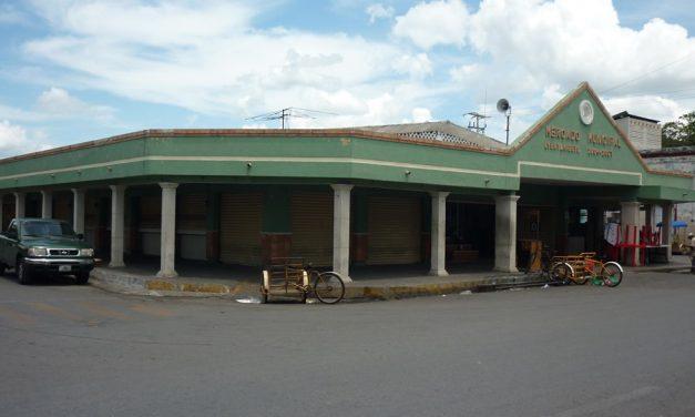 Cierran mercado municipal de Umán, convertido en foco de contagios