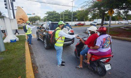 En declinación: 13 muertos y 68 contagiados en Quintana Roo