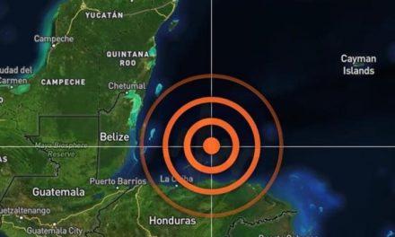 Evacuaron edificios en Quintana Roo por sismo frente a costa de Honduras; sin daños