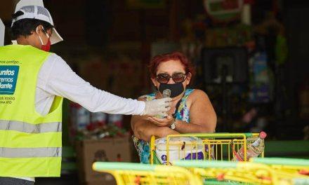Baja mortalidad en Quintana Roo; 131 contagiados este domingo