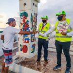 Tendencia baja del virus en Quintana Roo: 7 muertos y 55 contagiados