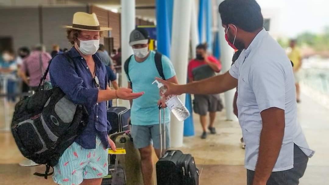 Repite Quintana Roo cifras bajas de virus: 8 muertos y 71 contagiados