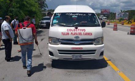Domingo con tendencia decreciente de virus en Quintana Roo