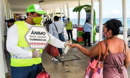 En fase de control: Quintana Roo, 14 muertos y 88 contagiados