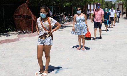 Domingo de caída: Quintana Roo con 3 muertos y 72 nuevos contagiados