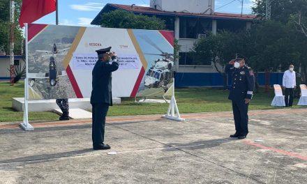 General Juan Ángel Jardón Aguilar, nuevo comandante de Base Militar Número 8