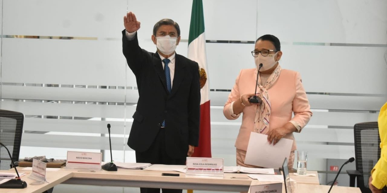 Jorge Carlos Tobilla Rodríguez, asume en API de puerto Progreso