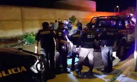 Sábado violento en Ciudad Caucel con disparos de arma de fuego (Vídeo)