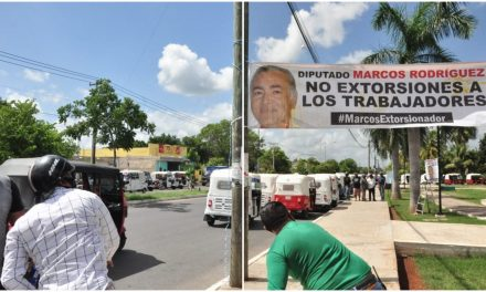 Concesiones a mototaxis en Yucatán, sin condiciones de asociación corporativa