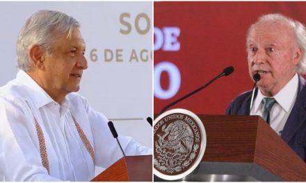 Yo soy el que al final decido, no los secretarios.- López Obrador