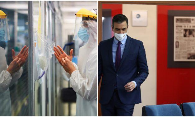 Siguen registrando en España aumento de casos de coronavirus en últimas 24 horas